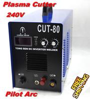 Wholesale Pilot Arc Plasma Cutter V Phases Cutting Machine Cut80P