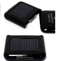 Solar Chargers batteries for solar power station - New Solar Battery For Cell Phone Portable External Solar Mobile Power Station FreeShipping