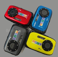 Wholesale Digital Camera DC B168 MP X Waterproof camera