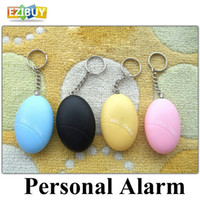 Wholesale Personal Alarm Anti Lost Alarm db Protect Yourself Againt Intruders amp Attachers EB018