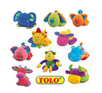 Wholesale TOLO Toys Plus Toys Baby Toys with BB ring
