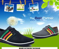 Wholesale Fashion outdoor ternd of casual shoes The net surface head layer cowhi breathable shoes