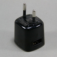 Universal bb wall charger - wall charger for F S1 travel charger adaptor for BB F S1 with cable and carton package