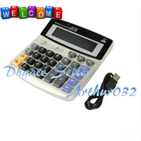 Wholesale Fashion New GB Spy Hidden Camera Calculator Pinhole Cameras Cam DVR Hidden Cam Digital Video Recorder Security
