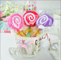 Wholesale Wedding Favor Gifts cake towel Cartoon candy Towel cotton towel