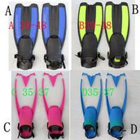Wholesale swim flippers swimming product fins swim fins