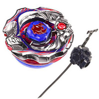 Wholesale New launcher Metal Fusion Metal Fight BEYBLADE Fusion BBG01 SAMURAI IFRAID W145CF ZERO G kids toys