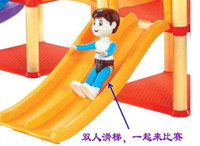 Wholesale new arrive PUZ Toy Intelligence Toy Children Toy Amusement Park Toy Bricks ship free