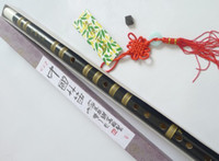 Wholesale Bald bamboo flute flute black tie line from gfgp china hot sale high quality
