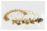 Bohemian alloy bangles buy - Buy friendship bracelets charms for bracelets pieces mix retro bracelets c