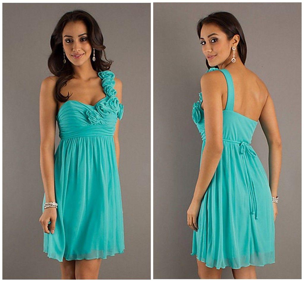 Pool Blue Dresses