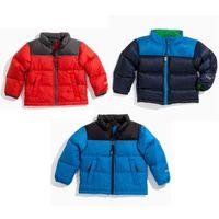 Boy 1-5Y Medium baby coat kids' warm cotton quilt outer wear winter boy's top cloths xmas gift