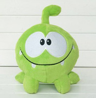 android plush toys - 30pcs CUT THE ROPE toy android game plush toy m Lovely toy