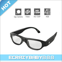 Wholesale New Built in GB Memory Sexy Sunglasses Sun Glasses P HD Spy Camera DVR DV Digital Video Recorder
