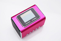 10pcs Music Angel MD05X mini multimedia speaker FM LCD scree...