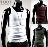 Men Cotton Round Men Slimming Vest Shirt Corset Body Shaper Fatty Black White