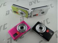 Black 8x digital zoom - DHL Free E70 Inch LCD MP CMOS Max MP With X Digital Zoom Digital Camera