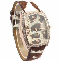 leopard watches - New arrival Leopard Watch Strap Watch men watches women watch hot sale fashion watches