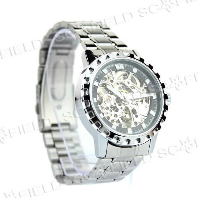 Rolex Skeleton Wrist Automatic Watch