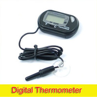 Wholesale Aquarium Digital Thermometer Fish Tank Water New BF
