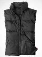 Wholesale radices sileris Vest wind thickening Men waistcoat vest Winter thick Down vest peice