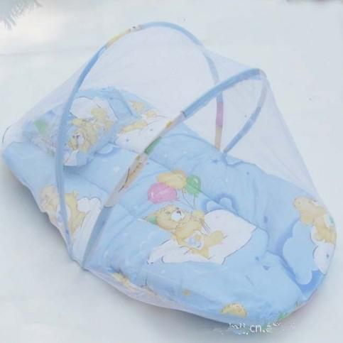 Mosquito Net Bed Canopy For Newborn Baby Sleep Night