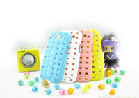 Wholesale Colorful Mesh Net Weaving Knit Rattan Plastic Hard Back Cover Case for Samsung Galaxy S3 SIII I9300