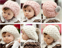 Wholesale Hot Selling Pieces New Fashion High Quality Design Baby Hat Baby Kids Caps Hats Hair Accessories