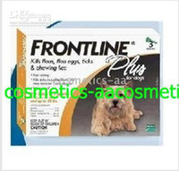 Wholesale Frontline Plus lbs of ml Dog Flea Tick Remedi D08