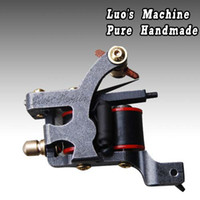 Wholesale New Brand Design Handmade Tattoo Machine Shader Gun Luo s Cast Iron LXQ