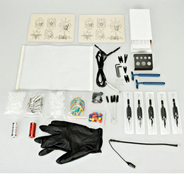 Wholesale New Professional Tattoo Supply Kit Set Tattoo Products set