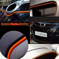 Wholesale Xmas gift Resin Interior Car Accessories M Interior Trims Mouldings Decoration Line Multicolor m
