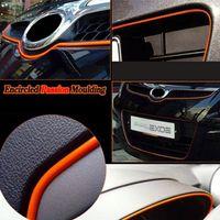 Wholesale Xmas gift Resin Interior Car Accessories M Interior Trims Mouldings Decoration Line Multicolor m
