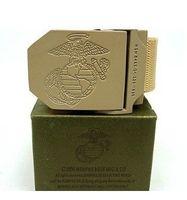 bdu belts - US Marine CORP SWAT Airsoft Tactical BDU Duty Belt Tan free ship