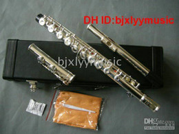 NEW Flute with case 211 Musical Instruments Woodwind Flute Made in China