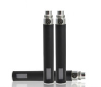 Wholesale 5pcs ego t LCD ego lcd battery batteries accesory for e cigarette ecigarettes electronic cigarette e cigs vs Machanical mods