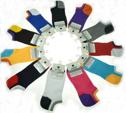 Wholesale 2012 new ankle socks with many colors free size cotton material and breathable