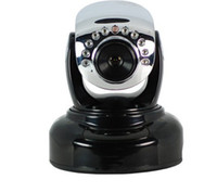 Wholesale Mega Pixel PTZ Wireless IP Camera Support P Video Code