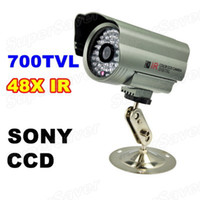 Wholesale High End TVL CCD Effio CCTV Security Camera ft IR LED Weatherproof Bullet Camera Supersaver