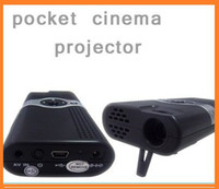 Wholesale Projector Lumens Mini LED Projector PO18 Multimedia USB Projector Portable Cinema