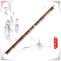 Wholesale Charming China traditional Flute Intermediate two bamboo flute Flute Xiao family tube Mr system