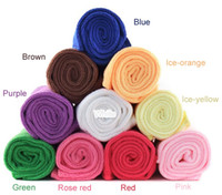 Wholesale 30cmx70cm Microfiber washing Cloth clean cloth for car glasses furniture and so on via CPA