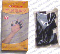 Wholesale 10pcs tennis Finger support badminton volleyball finger sleeves in stock hot sale