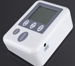 Wholesale big promotion Arm full Automatic Blood Pressure Meter blood pressure monitor