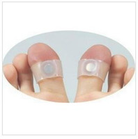 Wholesale Pair of Body Slimming Silicone Magnetic Toe Rings Lose Weight pairs