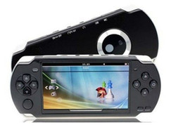 4.3 Inch PMP Game Player 4GB MP5 Video FM Camera TV OUT Portable Multimedia Player Support DropShipp
