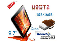 Wholesale Cube U9GT2 GB quot android Tablet PC IPS Points Multi Capacitive G DDR3 GB P HDIM