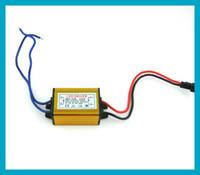 10pcs lot (7- 9)x1w LED Light Driver Waterproof Power Supply ...