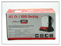 Wholesale All in HDD Docking Hard Disk Base Neutral SATA hard drive dock