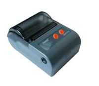 al por mayor portable printer-MPT-II 58m m móvil termal / impresora portable USB + Blutooth + Serial